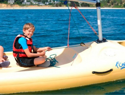 Funboat 8-12 ans (stage semaine)