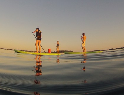 Balade Stand Up Paddle