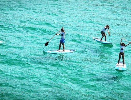 Randonnée Stand Up Paddle