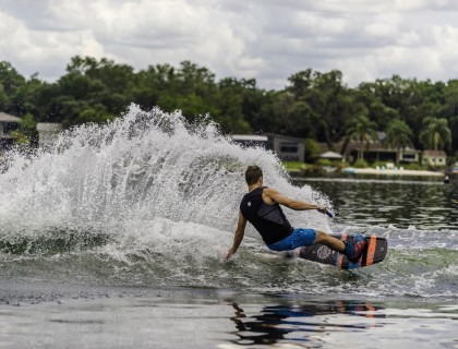 Session libre wakeboard