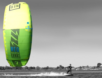 Cours collectifs Kitesurf