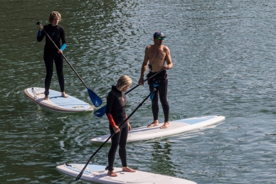 Stand Up Paddle / SUP Yoga