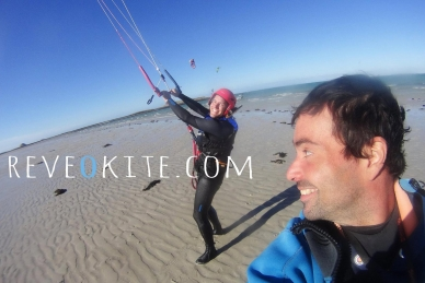 Cours Kitesurf Initiation